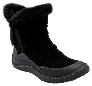 Earth Winter Black Boots