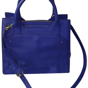 Vince Camuto Satchel in Royal Blue