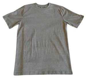 Basic Editions Plain Not Expensive T Shirt light grey