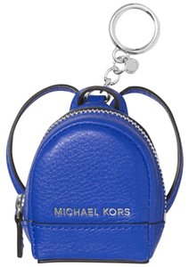 Michael Kors Michael Kors' Leather Rhea Backpack key charm/coin purse