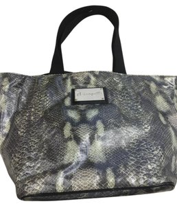 Betseyville by Betsey Johnson Tote in Black and Grey