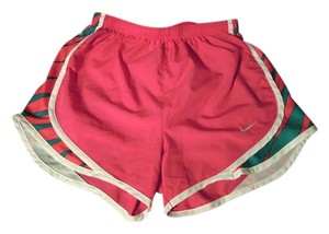 Nike Pink, green & white Shorts