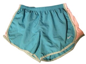 Nike blue & white with green stripe Shorts