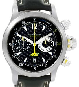 Jaeger-LeCoultre Jaeger Lecoultre Master Compressor Valentino Rossi Watch 146.8.25