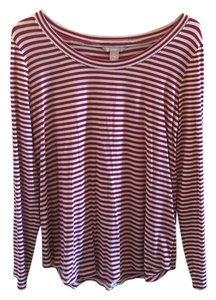 Banana Republic T Shirt Red
