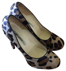Brian Atwood Leapord Pumps
