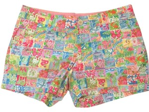 Lilly Pulitzer Mini/Short Shorts State of Mind