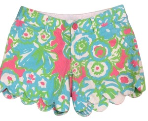 Lilly Pulitzer Dress Shorts PB Pink A Delicacy