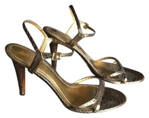 Ralph Lauren Bronze Pumps