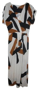 Maxi Dress by Diane von Furstenberg Ethyl Wrap