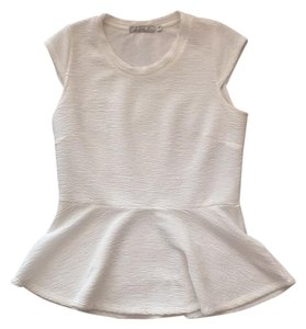 Chloe K Top White