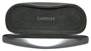 Carolee Free ship!! Silver Carolee eye glass case