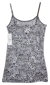 Other Spaghetti Strap Leopard Tank Tops Large