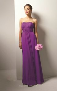 Alfred Angelo Violet Nwt Style 7093 Dress
