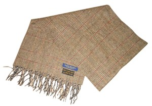 Brooks Brothers Brooks Brothers camel hair scarf