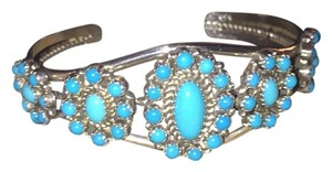 Genuine Turquoise Sterling