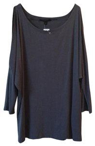 Banana Republic Top Blue gray
