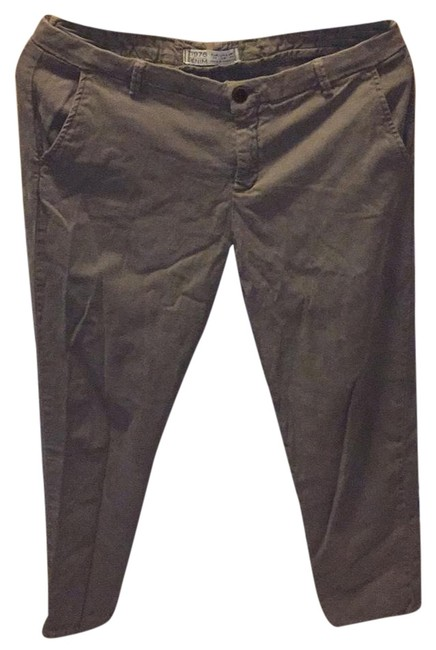 Item - Olive Green Pants Size 6 (S, 28)