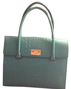 Kate Spade Satchel in Chic Turquoise