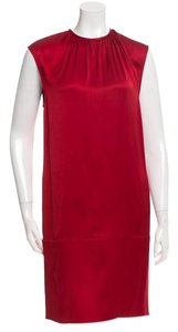 Cline short dress red on Tradesy