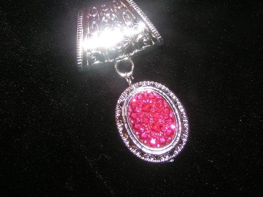 Unknown BOGO Free Sparkling Scarf Pendant Charm Jewelry Free Shipping
