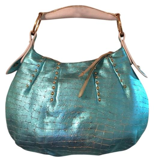 Preload https://item4.tradesy.com/images/maxx-new-york-leather-teal-hobo-bag-1840258-0-0.jpg?width=440&height=440