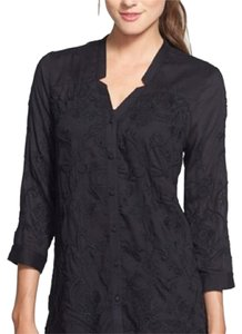 Lucky Brand Button Down Shirt Black
