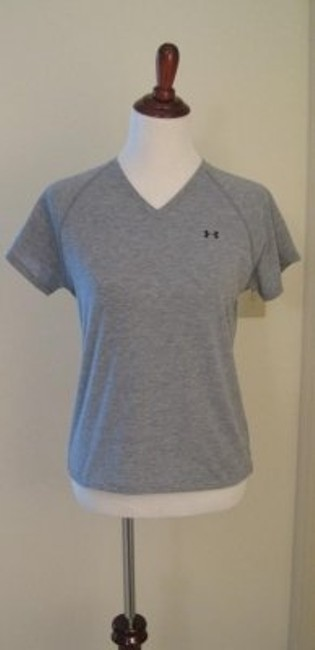 Preload https://item3.tradesy.com/images/under-armour-gray-workout-tee-shirt-size-8-m-184037-0-0.jpg?width=400&height=650