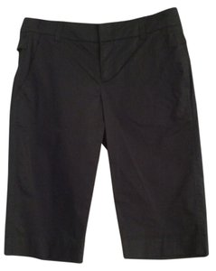 Vince Bermuda Shorts Black