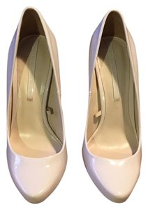 Zara Nude Pumps