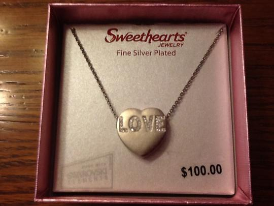 Sweethearts Heart neckless