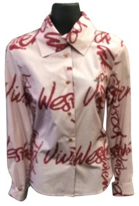 Vivienne Westwood Top Red/white