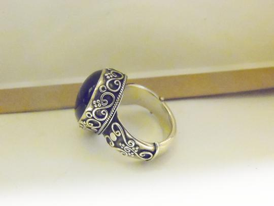 Other Artisan Crafted .925 Sterling Silver Black Onyx Ring Size 9