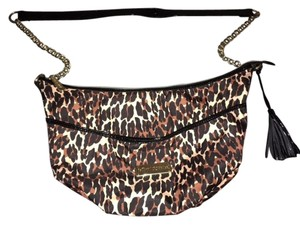 Betsey Johnson Leopard Shoulder Bag