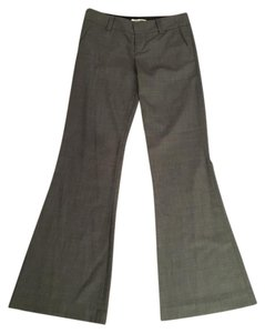 Alice + Olivia + Flare Pants gray
