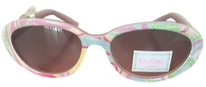 Lilly Pulitzer Lilly Pulitzer For Kids Paisley Sunglasses