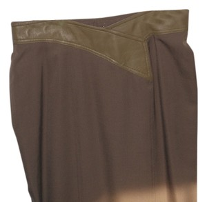 Suzelle Skirt Brown