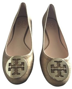 Tory Burch New Item Without Box Bronze Flats