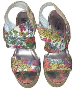 Mix No. 6 Floral Wedges