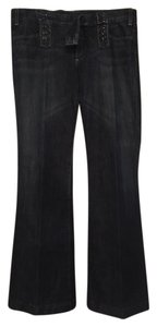 Citizens of Humanity Cadet Trouser/Wide Leg Jeans-Medium Wash