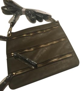 Shiraleah Leather Cross Body Bag