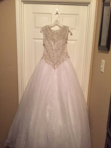 Alfred Angelo 950 Wedding Dress