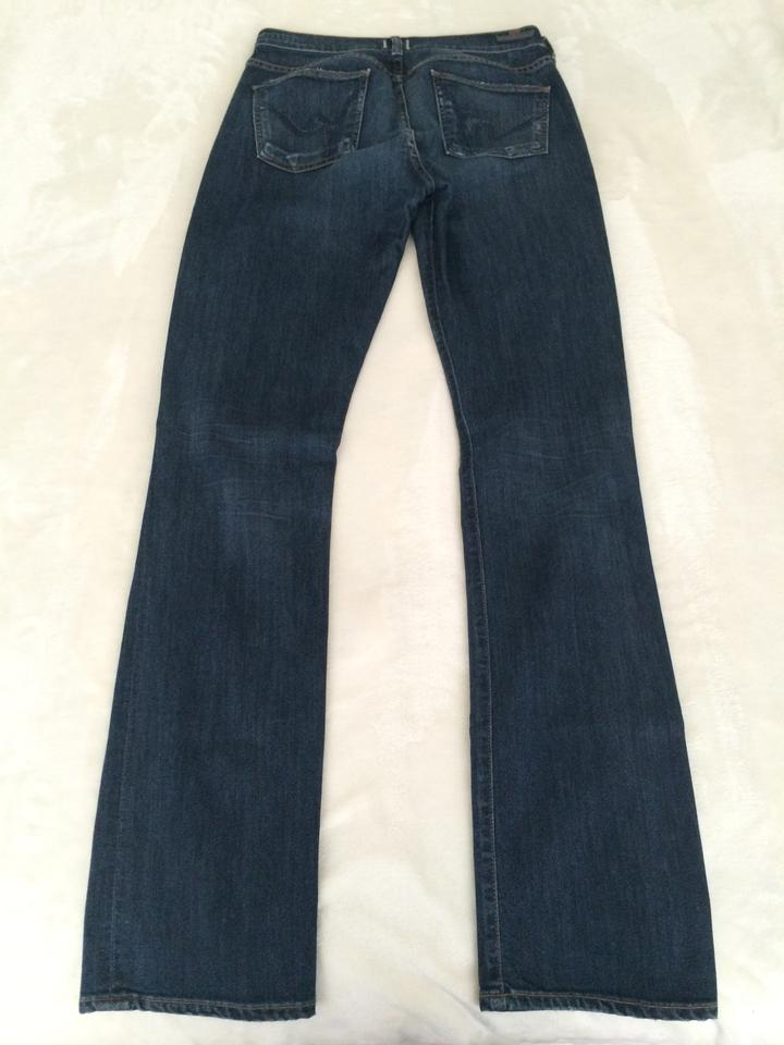 Straight Leg of Rinse Humanity Elson Jeans Dark Citizens zRCpxq1