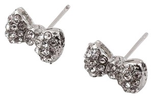 Bloomingdale's Diamond Bow studs