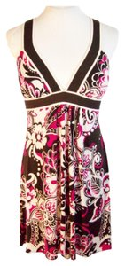 Ruby Rox short dress Magenta on Tradesy
