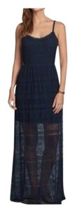 Navy Maxi Dress by Hollister Maxi Lace Summer