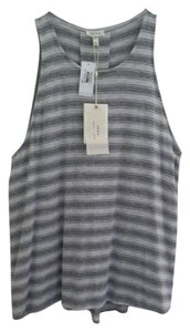 Joie Top Gray White