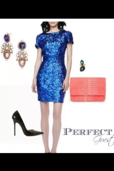Naven Sequin Evening Dress