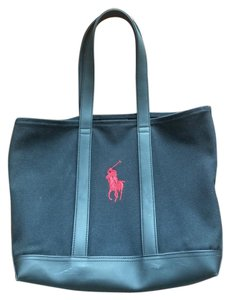 Polo Ralph Lauren Tote in Black