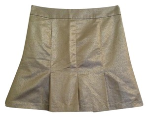 Nanette Lepore Skirt Gold